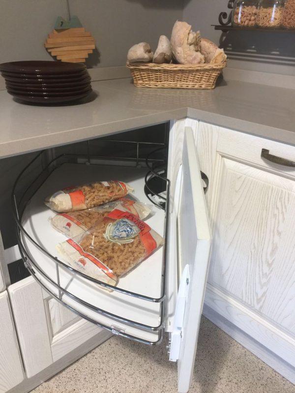 Cucina classica Lube Laura completa di elettrodomestici